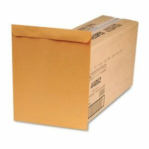 Quality Park Redi seal Catalog Envelope 12 X 15 1 2 Kraft 250 box qua44062
