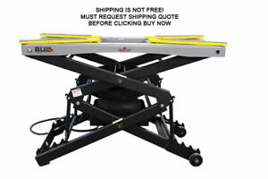 New Standard Handy B U L Atv Utv Big Utility Air Powered Lift Lifting Table