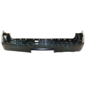 04 06 Expedition Rear Bumper Cover Assembly W O Sensors Fo1100371 4l1z17k835baa