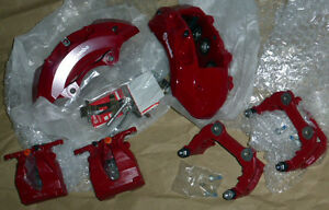 Range Rover Sport Supercharged 2014 L405 L494 Red Edition Brembo Caliper Brakes