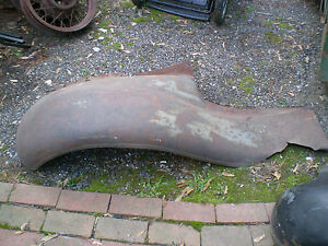 1929 Ford Model A Left Front Fender Hot Rod Gasser Rat Flathead