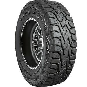 4 New 295 70r17 Toyo Open Country R t Tires 2957017 295 70 17 R17 70r Load E Rt
