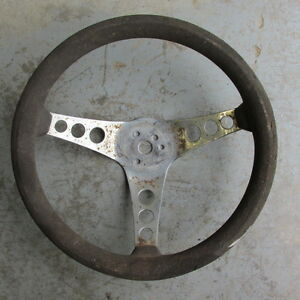Rat Rod Gasser Superior Performance Products The 500 12 Inch Steering Wheel