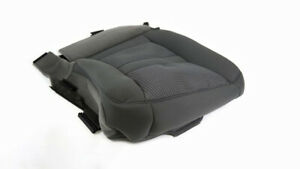 07 09 Dodge Ram Mega Cab Front Left Side Bottom Seat Cover Mopar Genuine