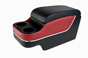Black Red Console For 1967 1968 1969 Camaro By Tmi Custom Made In The Usa