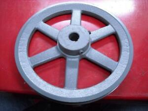 Browning Bk95 71 41901 14 9 Dia Single Groove Sheave Fixed Pulley