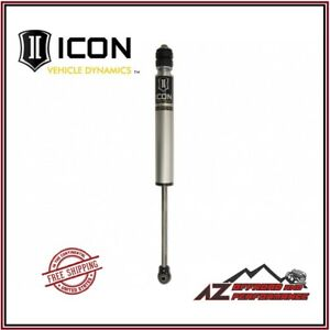 Icon 2 0 Aluminum Series Rear Shock 0 2 Lift For 1996 2002 Toyota 4runner