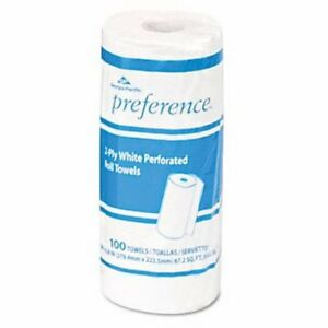 Preference Kitchen 2 ply Paper Towel Rolls 30 Rolls gpc 273
