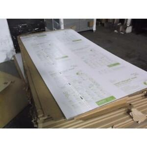 Lexan 1nlh1 4 X 8 Abrasion Resistant Polycarbonate Clear Sheet Stock 180624