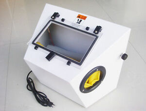 Portable Sand Blasting Machine Jewelry Small Sandblasting Machine Tools 220v