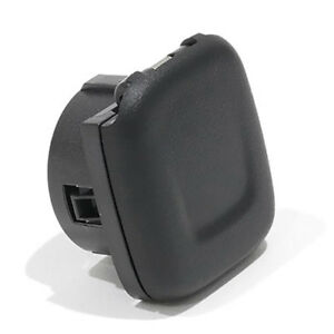 Oem New Center Console Power Outlet Cap Black 2014 2016 Chevrolet Gmc Cadillac
