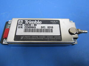Trimble Gps Module 28835 86 Firstgps Colossus 31461 Bmw