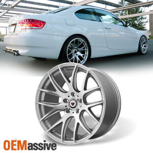 Fit 1 Pc Bmw 3 5 Series 19x9 5 5x120 Offset 37 Csl Style Silver Alloy Wheel