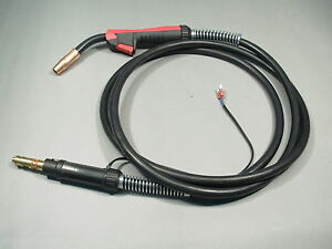 15 Htp Replacement Mig Welding Gun Torch Stinger For Lincoln Magnum 100l K530 5