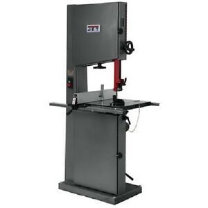 Brand New Jet 18 Metal Wood Vertical Band Saw 414418