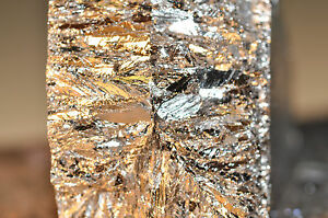 Bismuth Metal 5 Pounds Ingot chunk 99 99 Pure Element crystals fishing Geodes