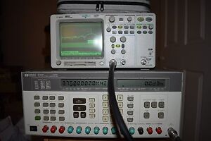 Hp Agilent 8782b Vector Signal Generator Digital Modulation 1mhz To 250mhz
