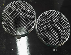Discounted Headlight Grilles Mesh Vintage For Vw Porsche 356 Beetle Split Aac003
