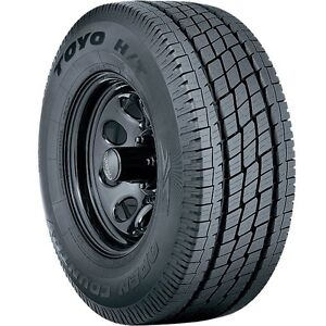 4 New P 265 70r17 Toyo Open Country H T Tires 265 70 17 R17 2657017 70r Blk