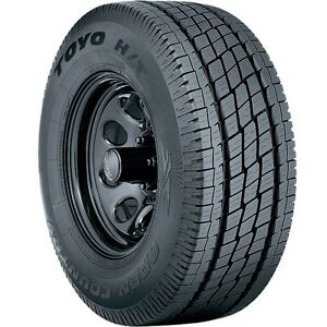 2 New P 245 65r17 Toyo Open Country H t Tires 245 65 17 R17 2456517 65r Blk
