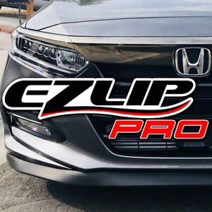 Original Top Quality Universal Ez Lip Pro Body Kit Spoiler Trim For Honda Acura
