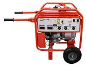 Multiquip s Ga36hr Portable Generator 3 6kw 120 240v Free Shipping