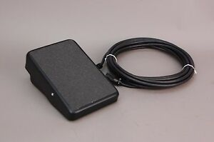 8 Pin Foot Control Pedal Thermal Arc 185 Tig 10 4015 10 4016 600285 Footpedal