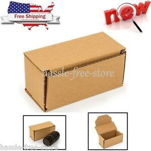 Small Carboard Box 6 X 3 X 3 Gift Shipping Storing Packing Retail pack 25