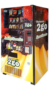 New Seaga N2g4000 Healthy Combo Vending Machine