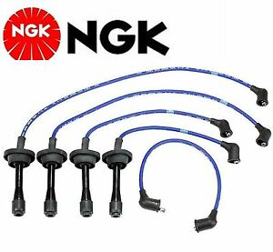 Ngk Spark Plug Ignition Wire Set For Toyota Corolla 16l 1975 1979
