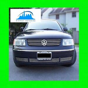 1998 2005 Vw Volkswagen Passat Lower Chrome Grille Trim 1999 2000 2001 2002 2003