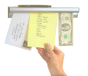 3 Our Clip it Strip Paper Note Holder