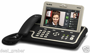 Yealink Vp530 Business Color Ip Video Phone Part Vp530 New