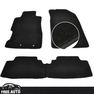 Fit For 01 05 Honda Civic Si Oe Factory Fitment Front Rear Nylon Floor Mats