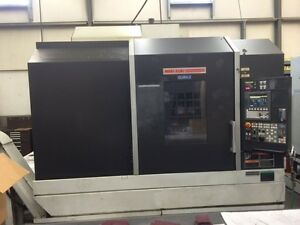 2006 Mori Seiki Duravertical 5100 Vertical Machining Center Vmc Cnc Mil 7761448