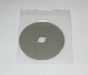 Us made Stainless Plaster Cast Cutter Saw Blade 2 1 2 Stryker American M pact