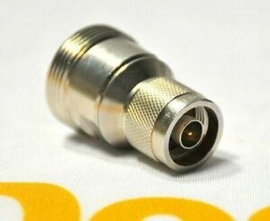 Pasternack Pe9178 N Male To 7 16 Din Female Adapter