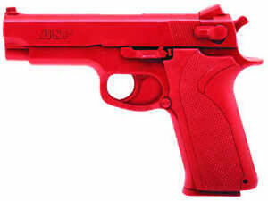 Asp 07305 Red Gun Police Training Aid S w 10mm 45