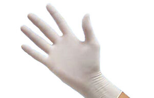 50 Pairs Size 8 Powderfree Sterile Surgical Surgeons Gloves Full Box