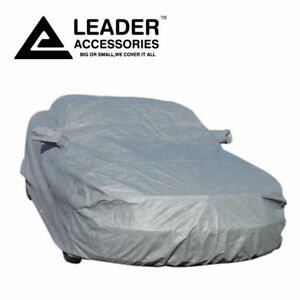 Waterproof Car Cover Fit Ford Mustang Coupe 05 14 Breathable 7 Layer Outdoor