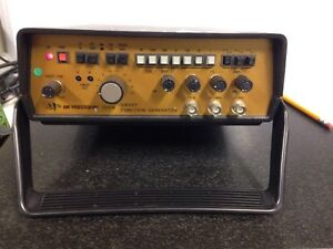 Bk Precision 3017a Sweep Function Generator