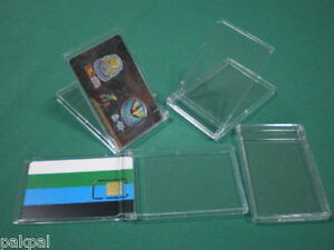 200 New Business Card Holder Calendar Cases Clear Bl02