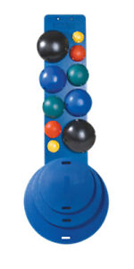Cando Mvp Balance System 10 ball Set With Rack 1 Ea