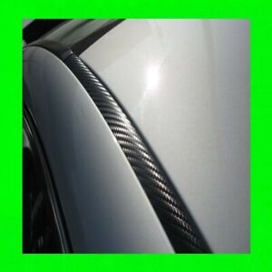 Mazda Carbon Fiber Roof Trim Molding 2pc W 5yr Warranty