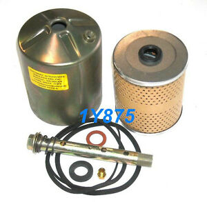 2940 01 052 6280 Oil Filter Kit For Mep002a Generator Repl Onan 122 0295