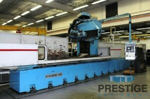 44 X 160 Danobat Cnc Surface Way Grinder 19980