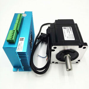 Leadshine Hybrid Servo Closed Loop Stepping Motor Drive Kit Hbs86h 86hsm45 e1