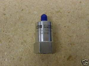 Snap Wilcoxon Research Accelerometer S100cs New