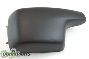 2013 2016 Cx 5 Mazda Black Vinyl Center Console Lid Oem New Ka0g 64 450a 02