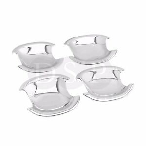 Dsp Chrome Car Door Handle Cup Bowl Cover Fit For Toyota Camry 2012 2015 2408b
